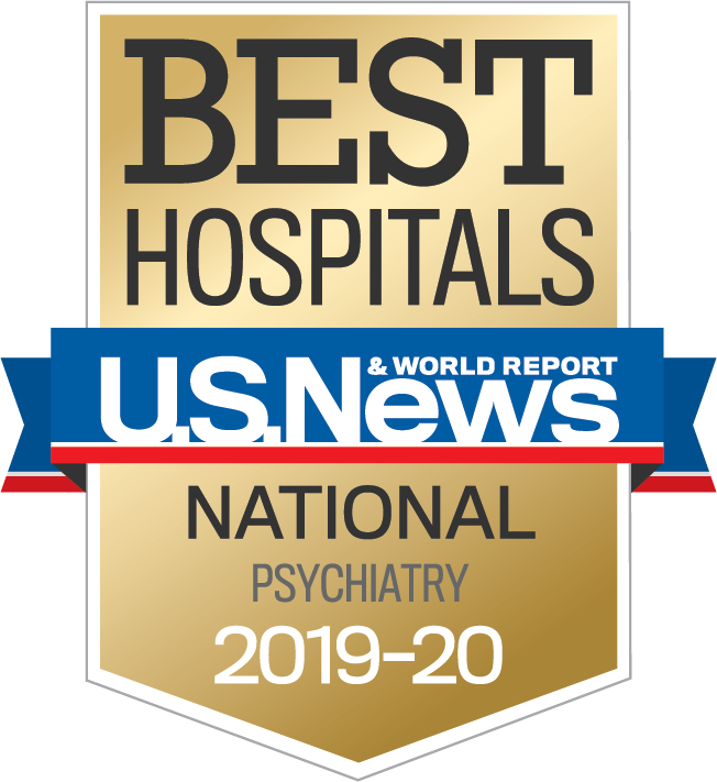 Sheppard Pratt Health System named one of the nation's top psychiatric hospitals by U.S. News & World Report