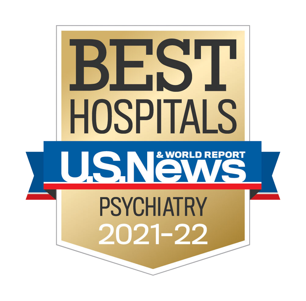 Sheppard Pratt named one of the nation's top psychiatric hospitals by U.S. News & World Report